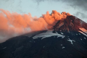 Gunung berapi Calbuco Chile belum stabil