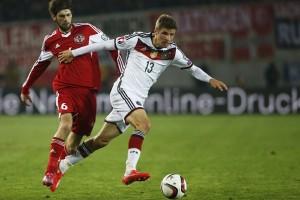 Jerman menang 3-0 atas Ceko
