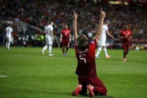 Absen dua tahun, Coentrao kembali dipanggil Timnas Portugal