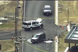 Markas NSA AS diserang, satu tewas