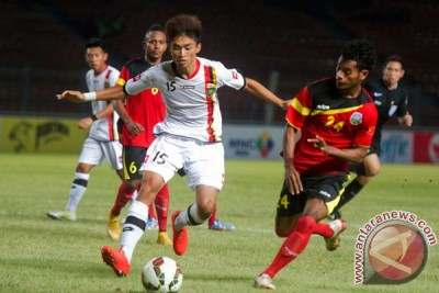 Timor Leste VS Brunei
