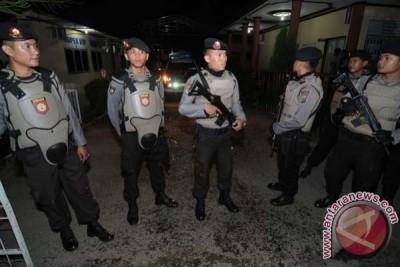Tiga tewas dalam baku tembak di Poso