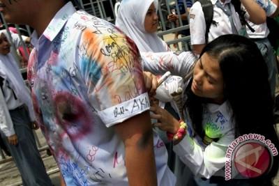Siswa Bekasi dilarang rayakan perpisahan sekolah ke luar kota