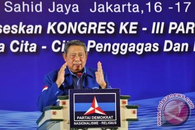 SBY sampaikan lima pesan bagi calon kada