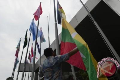 Bendera Negara Peserta
