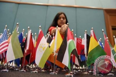 Delegasi 86 negara hadiri pertemuan pejabat tinggi KAA