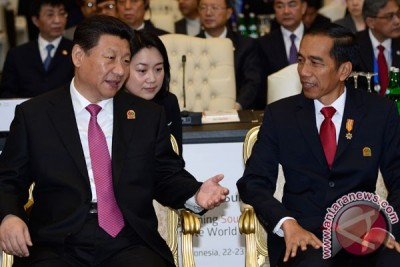 China supports Indonesia`s liquidity and infrastructure projects