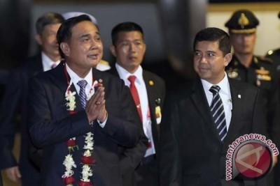 Kedatangan Perdana Menteri Thailand