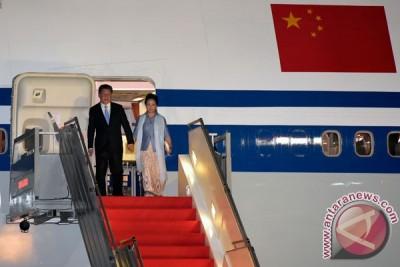 Kedatangan Presiden Tiongkok