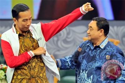 Presiden Jokowi: Silaturahim pererat hubungan pers-pemerintah