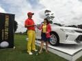 Turnamen Golf Camry