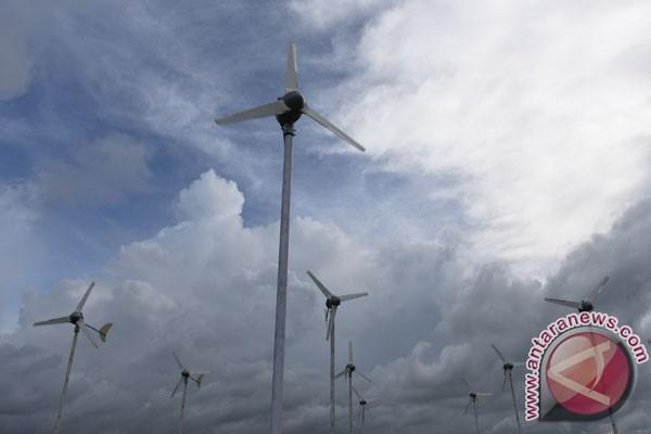 Kereta api Belanda 100 persen menggunakan listrik bertenaga angin