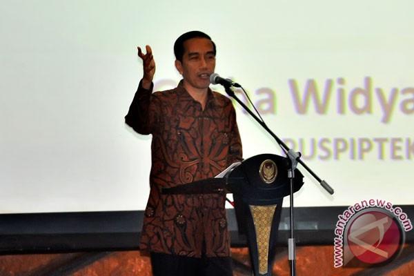 Presiden janji bangkitkan kejayaan industri penerbangan Indonesia