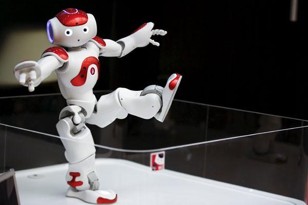 Kompetisi Robot Digelar Di China