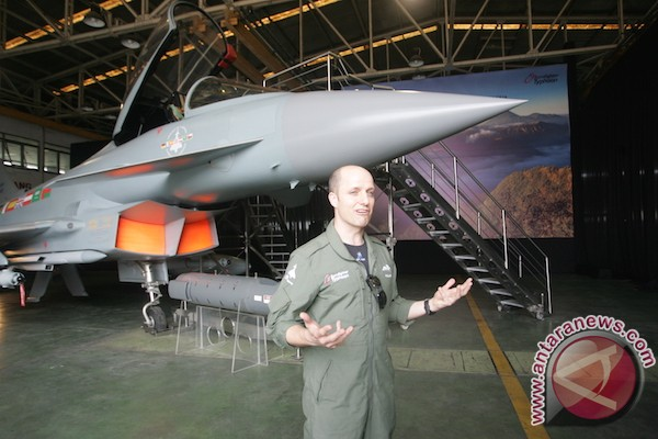 Eurofighter Typhoon klarifikasi soal kandungan domestik