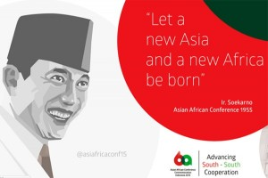 Bandung creative community to launch Asia-Africa`s young leaders` video