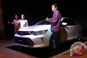 Toyota luncurkan New Camry generasi ketujuh