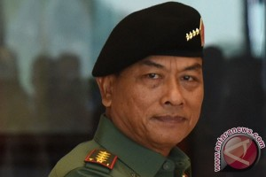 ISIS has no place in Indonesia: Military Chief