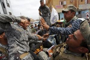 114.000 orang mengungsi akibat pertempuran di Ramadi