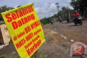 Kota Malang bebas jalan rusak 2018