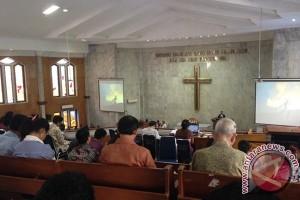 Remaja diajak bangkit berani di Hari Kebangkitan Kristus