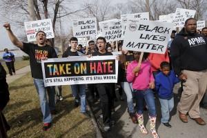 Protes antikekerasan polisi berlanjut di Charlotte