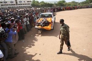Kenya bantah lambat merespon pembunuhan di Universitas Garissa