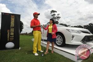 Setengah peserta Camry Golf pemilik Toyota Camry