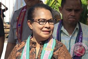 Menteri Yohana ajak seluruh masyarakat turunkan angka kematian ibu