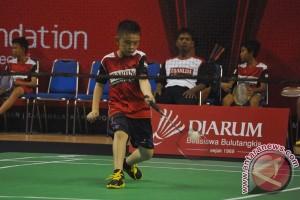 305 atlet muda ikuti audisi Djarum di Palembang