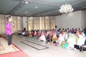 Remaja masjid isi Ramadhan dengan kajian umum