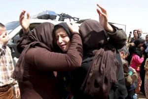 Nasib anak-anak Irak yang lari dari ekstremis berakhir tragis