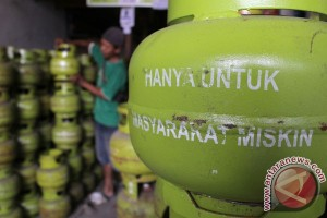Yogyakarta ajukan kebutuhan operasi pasar elpiji 3kg