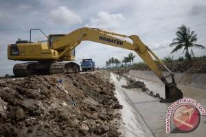 Kementan perbaiki jaringan irigasi 2,6 juta hektare