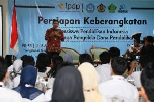 Kader pemimpin muda Indonesia dituntut berkaraker pengabdi
