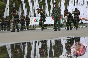 Security around JCC strengthened ahead of Asia-Africa Conference