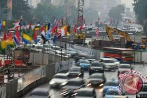 Menyelisik kerapian pengerjaan MRT Jakarta