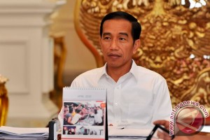 President Jokowi wants synergy in fight corruption