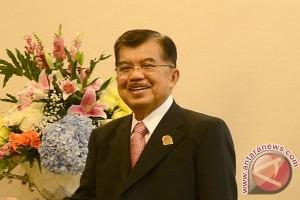 Wapres JK bertolak ke Surabaya peringati HUT ke-44 KORPRI