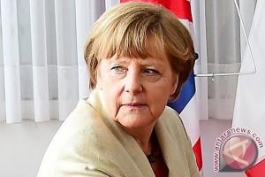 Kanselir Jerman ke Turki bahas kemelut pendatang
