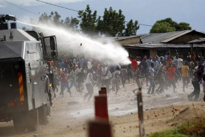 Kerusuhan terjadi di Burundi