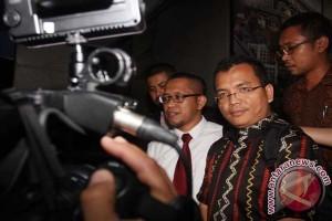 Denny Indrayana penuhi panggilan pemeriksaan