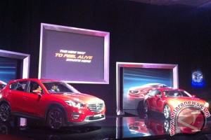 Mazda CX-5 transmisi manual akan langka di Amerika Serikat