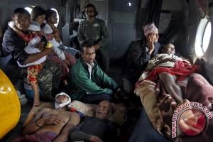 Nepal dan lembaga-lembaga bantuan internasional saling persalahkan