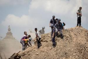 Korban tewas gempa Nepal sudah 7.000 jiwa