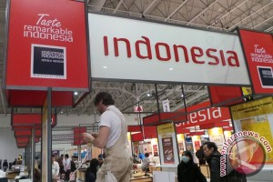 40 perusahaan Indonesia tampil di pameran makanan Hong Kong