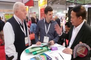 Pembeli ramaikan paviliun Indonesia di Sial Canada
