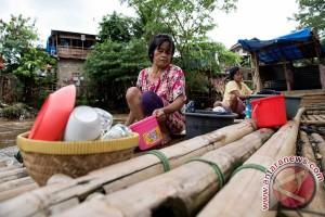 Penduduk miskin Indonesia 28,59 juta orang