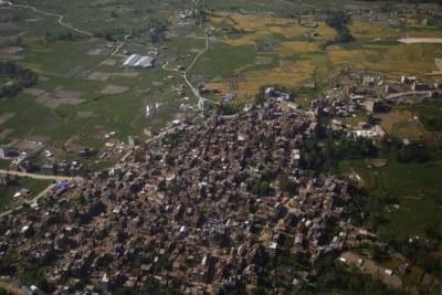 Hampir tiga juta orang Nepal masih perlu bantuan