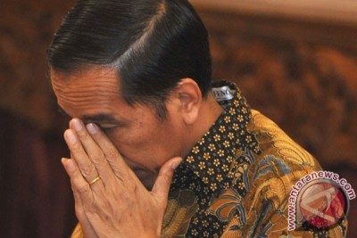 President Jokowi offers condolences to victims of crashed Hercules
